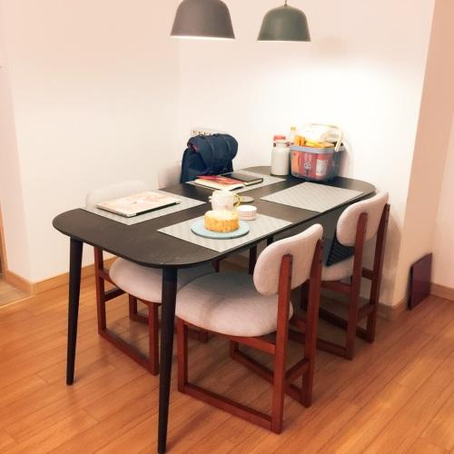 造作画板餐桌-长桌精选评价_261841993@****