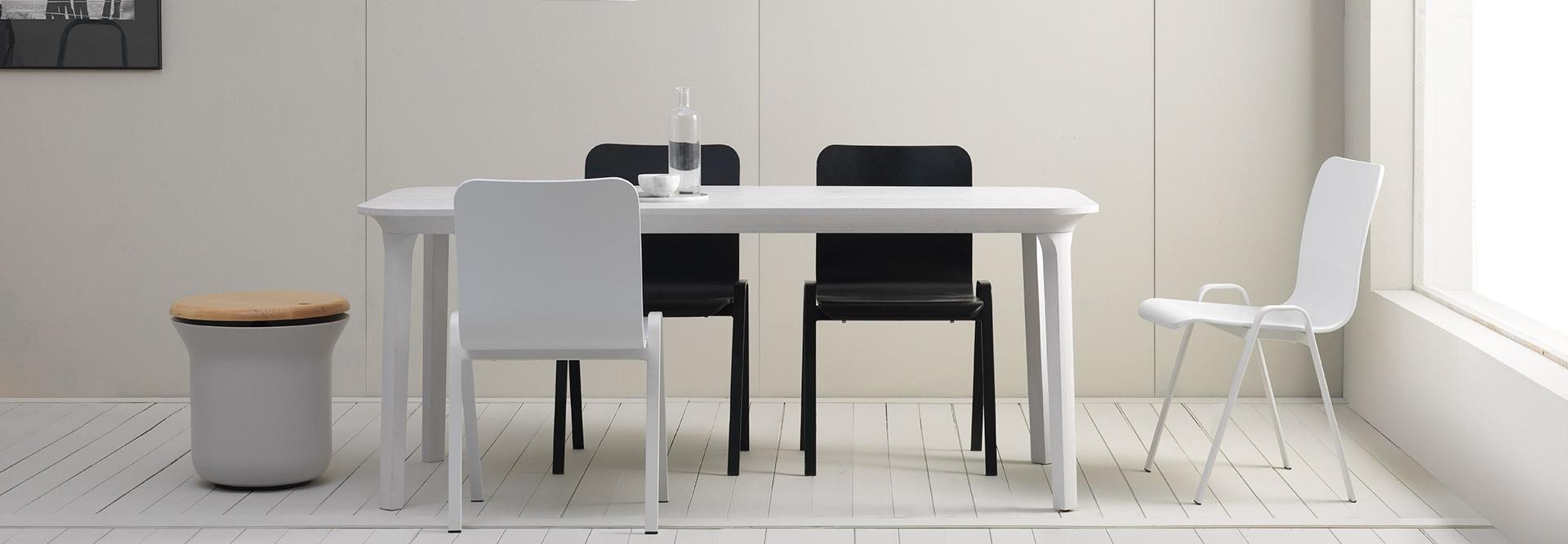 东方飞檐的现代日常,深埋细节的摩登长桌