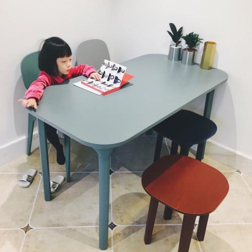 造作瓦檐餐桌精选评价_FanFan