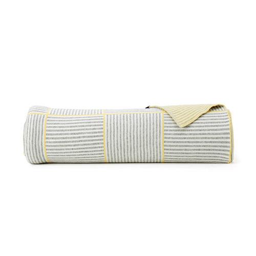 阡陌毯双人毯家纺效果图