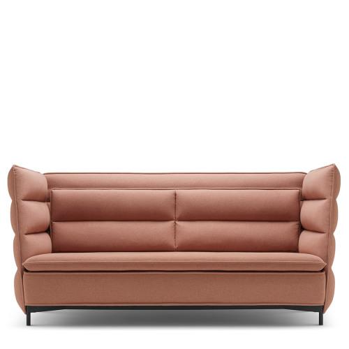 半月湾沙发-高背双人座