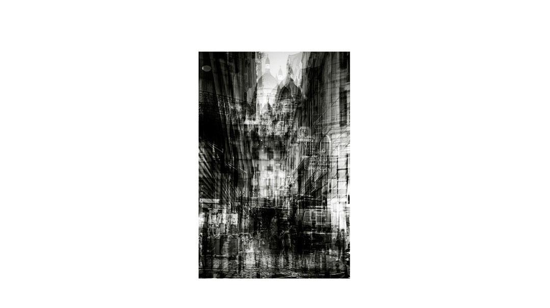 旅行家限量画芯 | Alessio Trerotoli装饰
