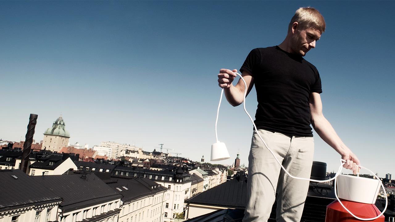 造作设计师|瑞典|Jonas Wagell