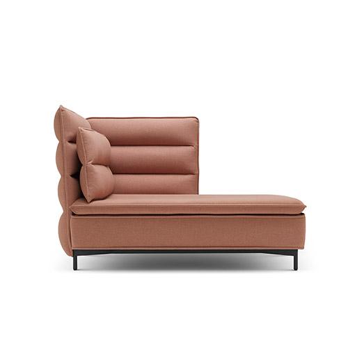 贵妃座单扶手沙发