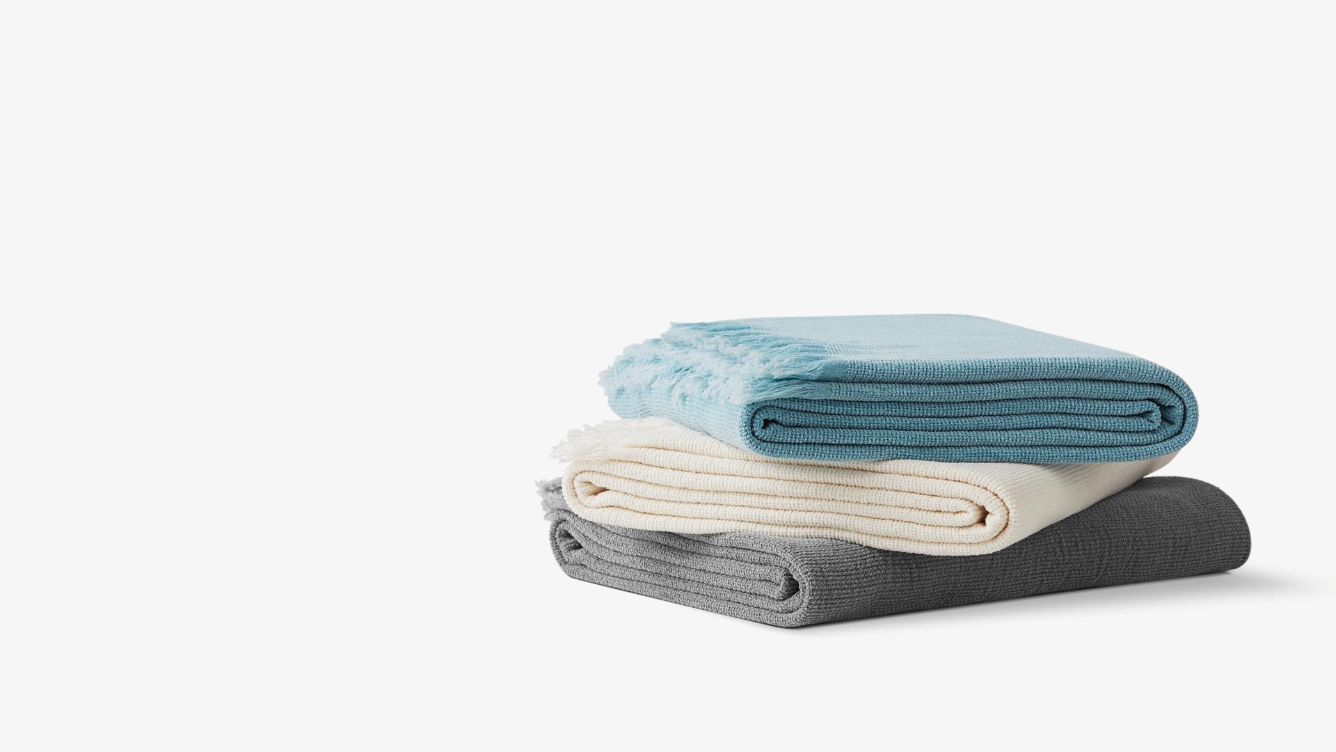 510g轻质披肩毯<br/>照顾空调房每一寸肌肤