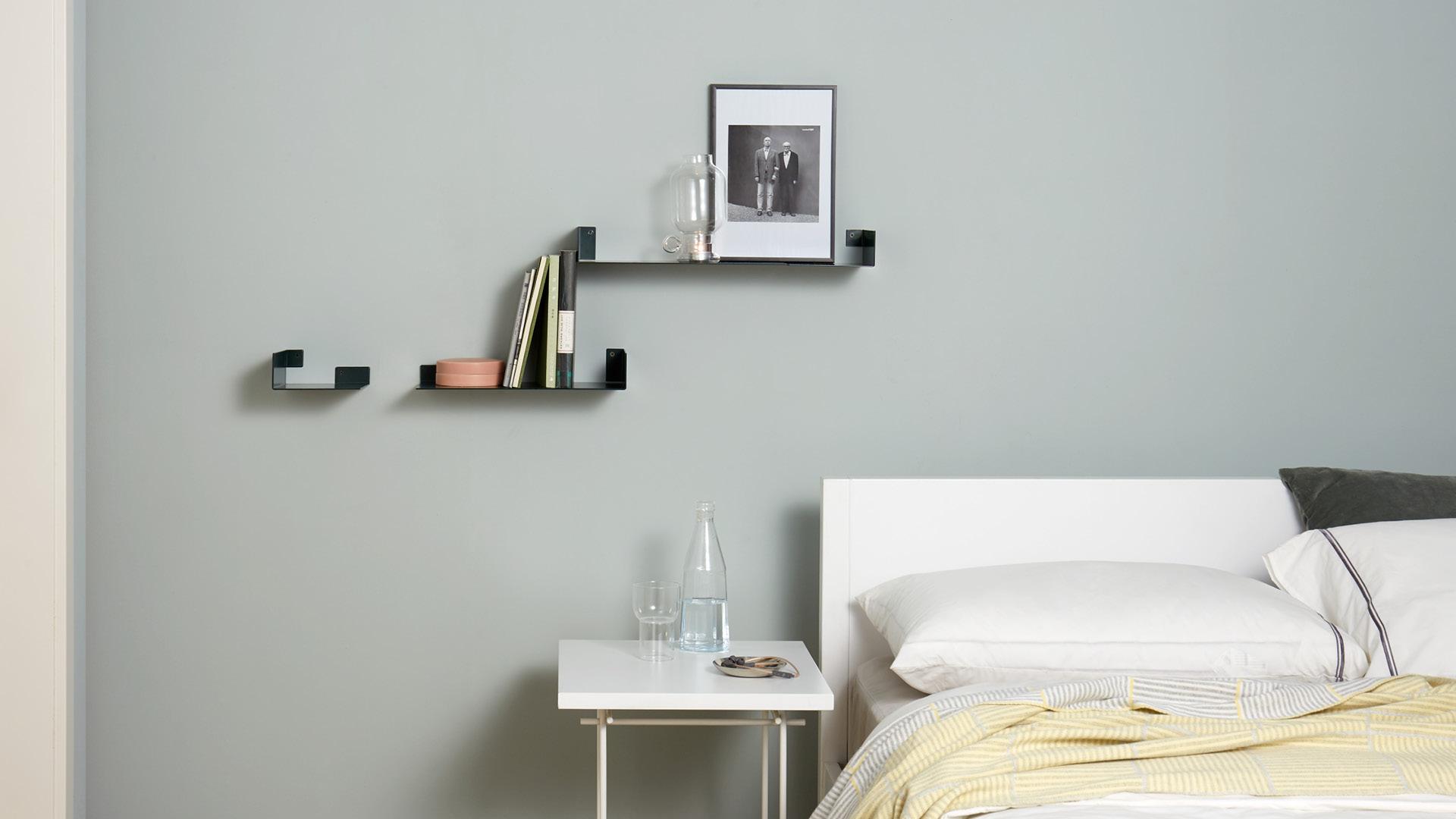卧室置物架,扩容起居仪式美