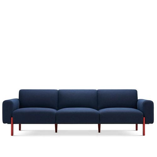 飞鸟沙发三人座沙发效果图