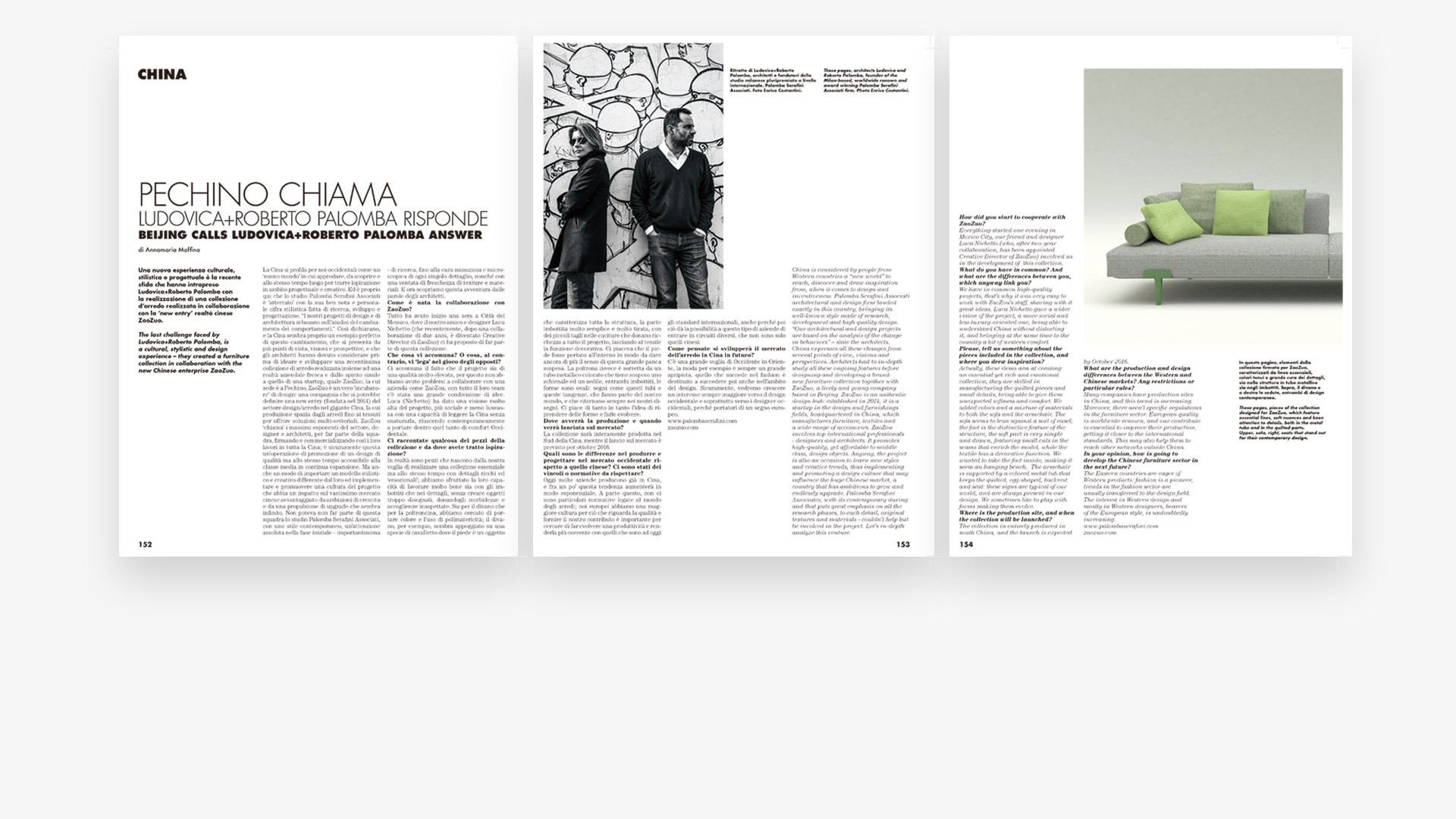 意大利经典设计杂志DDN专题报道