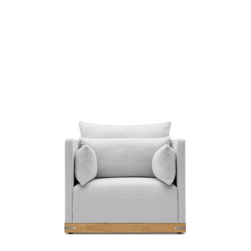 造作远山沙发®-单人座