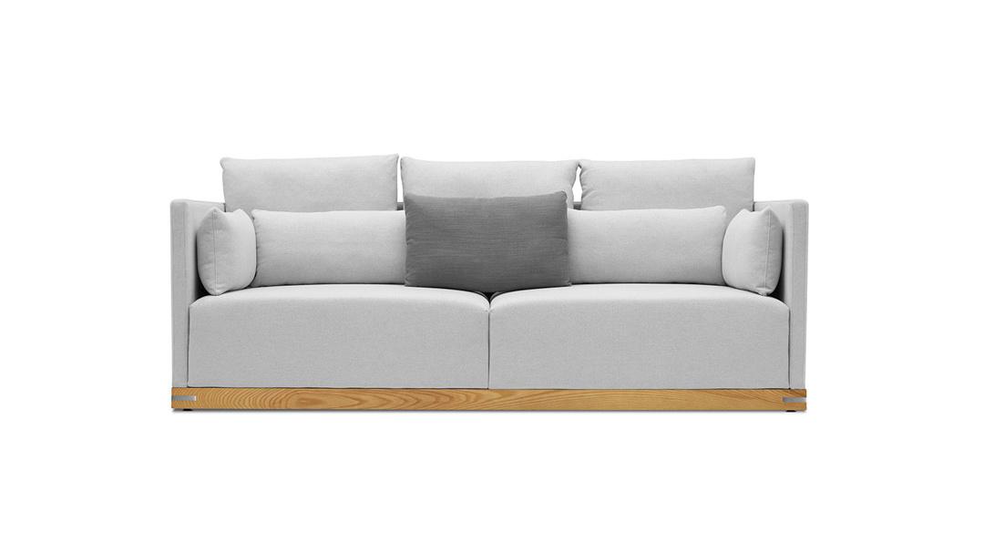 造作远山沙发®大三人座沙发