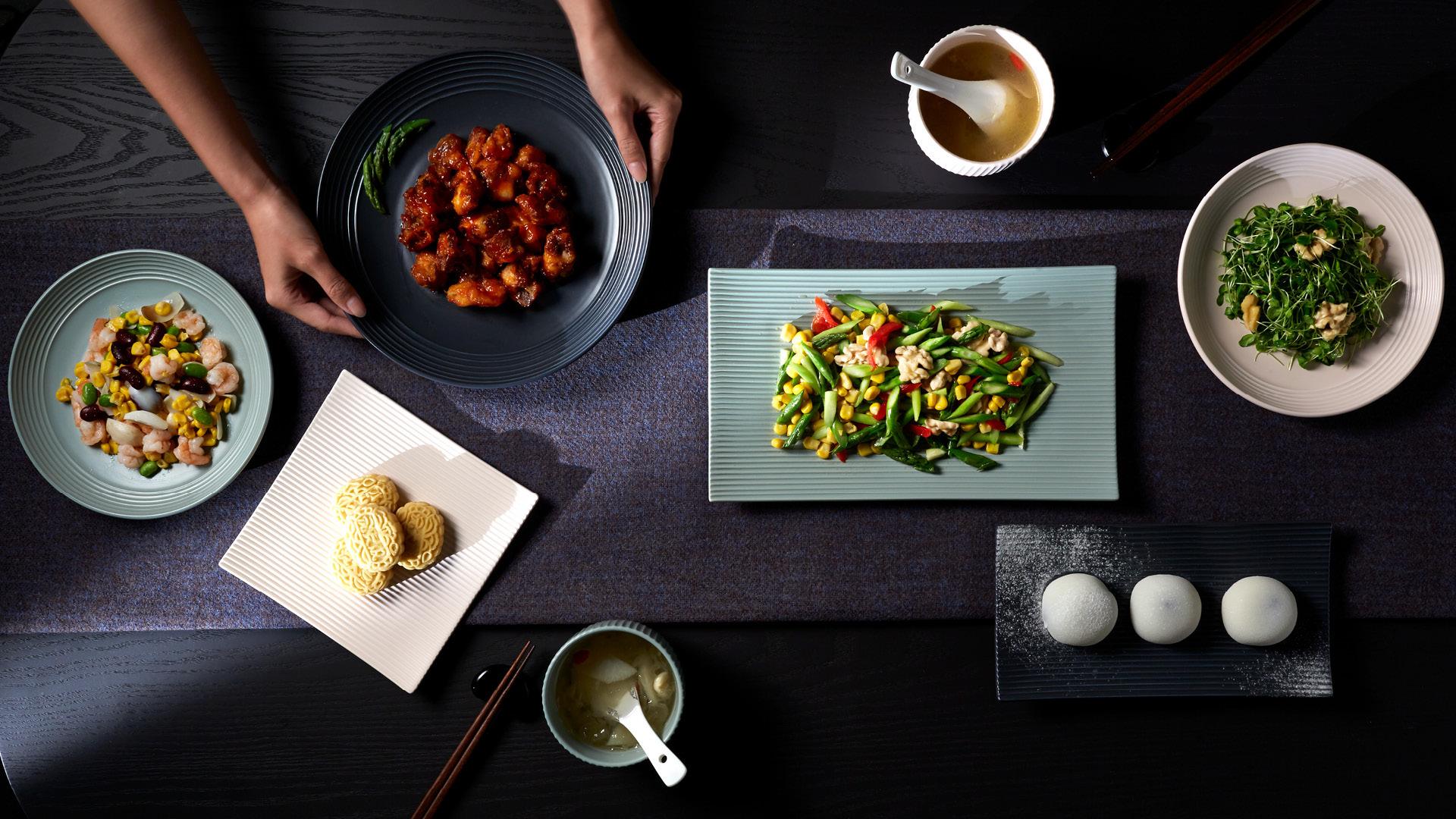 食色相生,重拾东方餐食之美