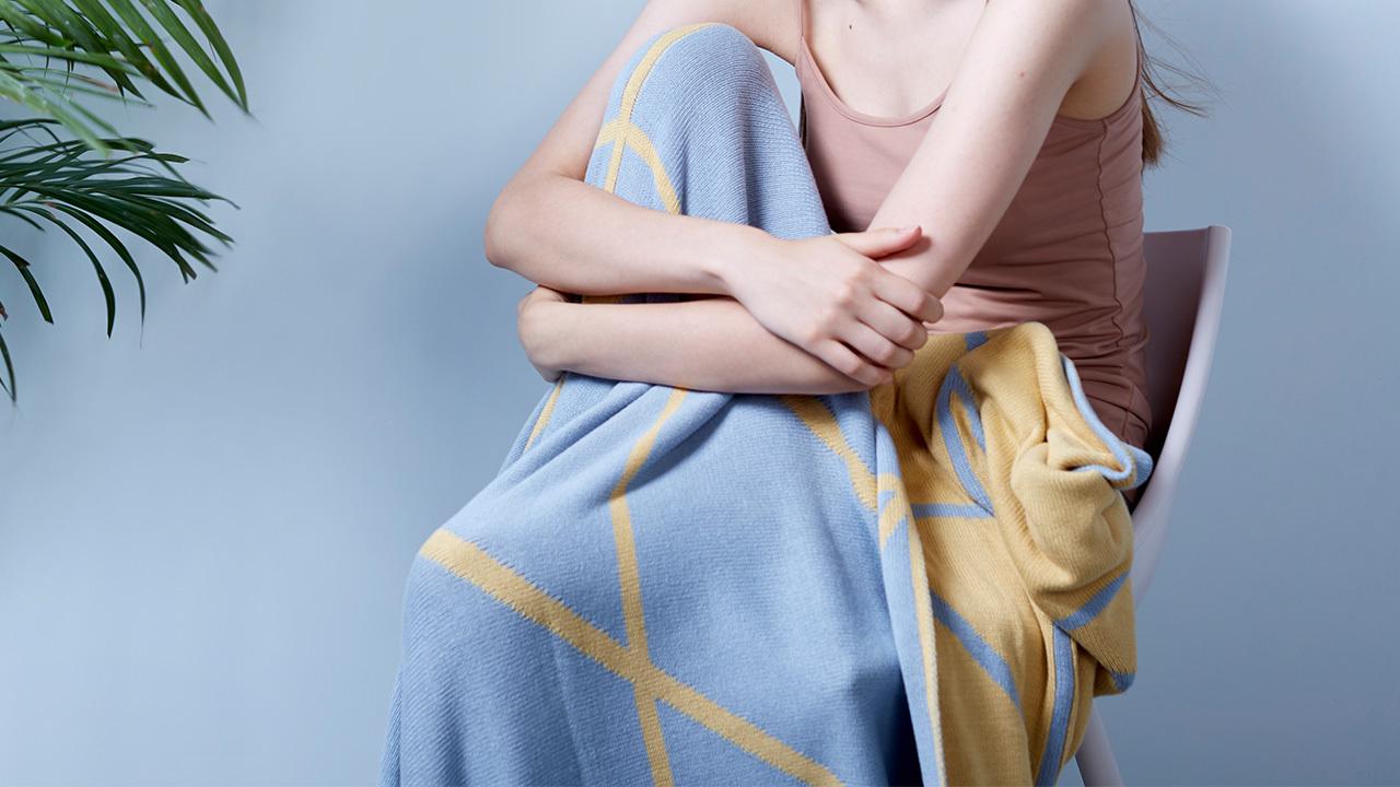 夏凉织物特辑   裸肤对材质的欲望