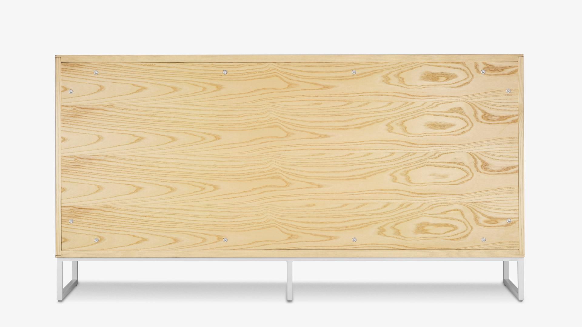北美白蜡木皮凹凸可触+3倍背板厚度