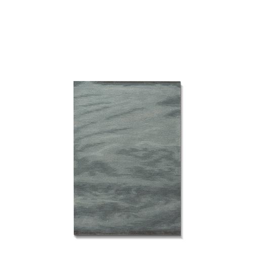 凝沙羊毛手织地毯-大号