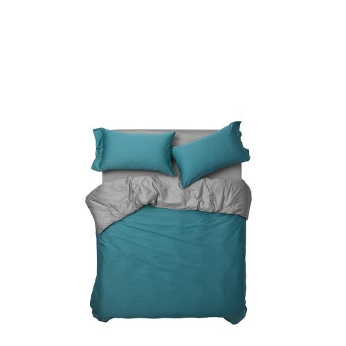 造作锦瑟撞色高支4件套床品™-1.5米