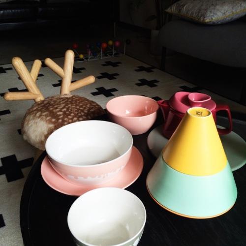 造作甜筒餐具组精选评价_kaye官
