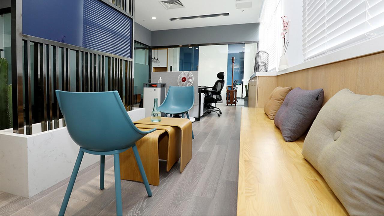 北京清华大学学术研究中心 | 办公空间高阶玩法