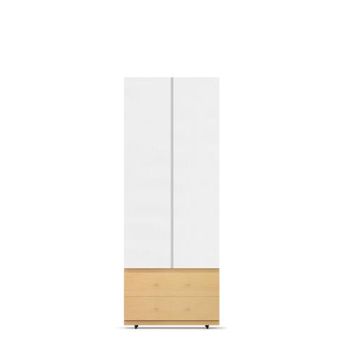 COSMO 2门衣柜B-2.1米高