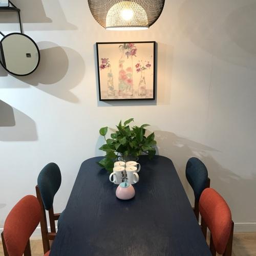 造造作作_瓦檐餐桌1.3米餐桌怎么样_2