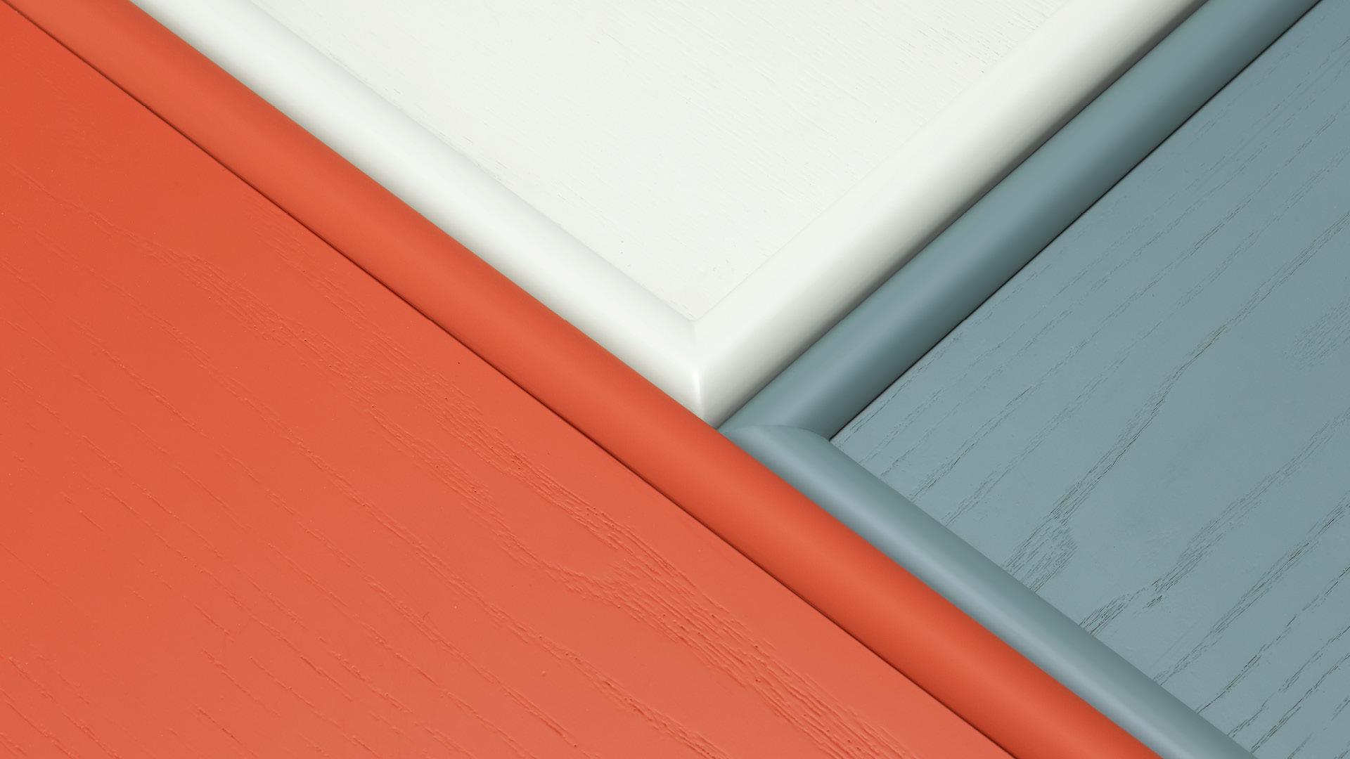 明艳配色,为空间注入季节流转的色彩