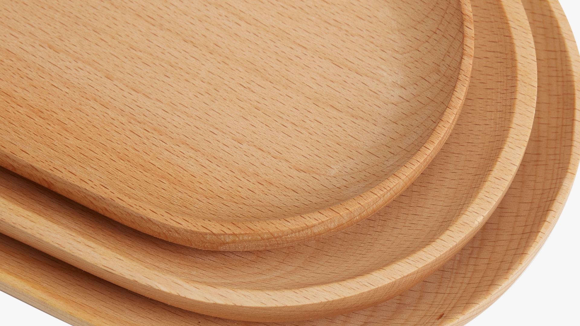 精选A级榉木,食品安全级品质