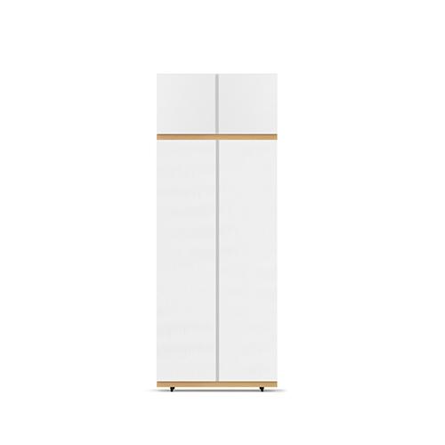 COSMO星格™衣柜·斗柜2.1米高2门衣柜A柜架效果图
