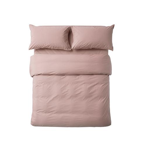 轻烟水洗棉高支4件套床品床·床具