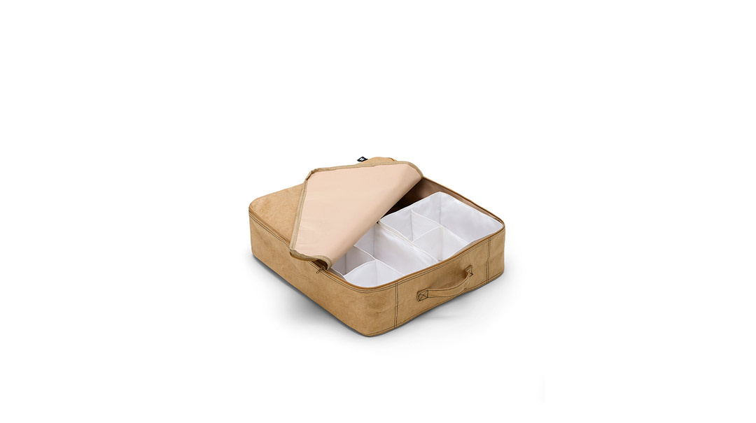 吐司防水收纳软箱薄款+2个内盒装饰