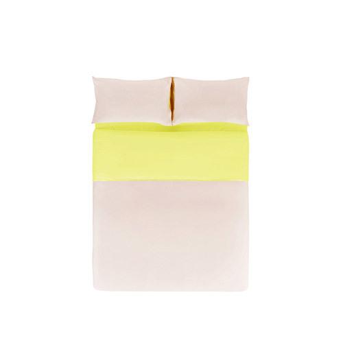 造作有眠撞色高支4件套床品®床·床具