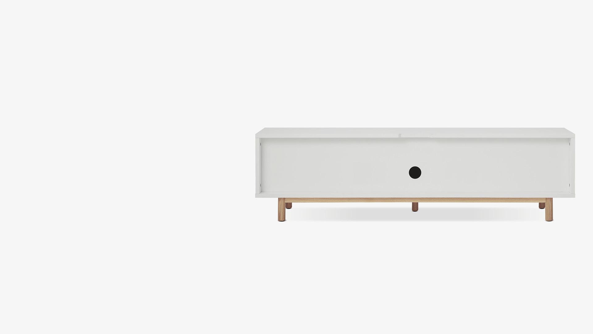 5cm孔洞+7cm隐藏底板<br/>走线与集线的有序中心