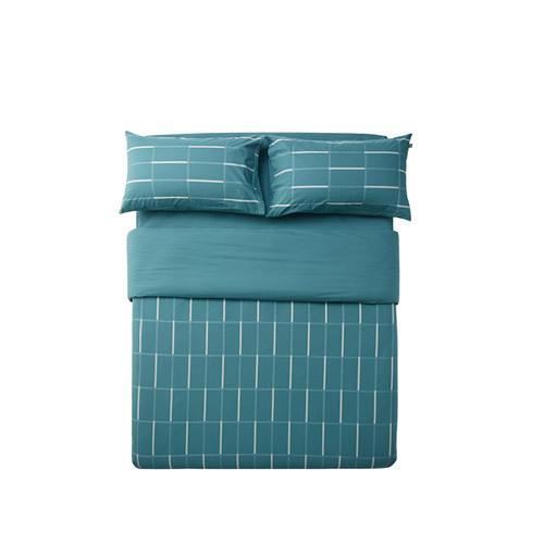 兰亭色织提花4件套床品1.8米床·床具效果图