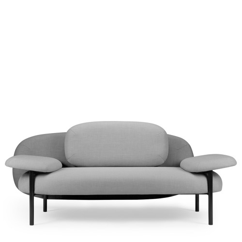 造作软糖沙发™-双扶手双人座