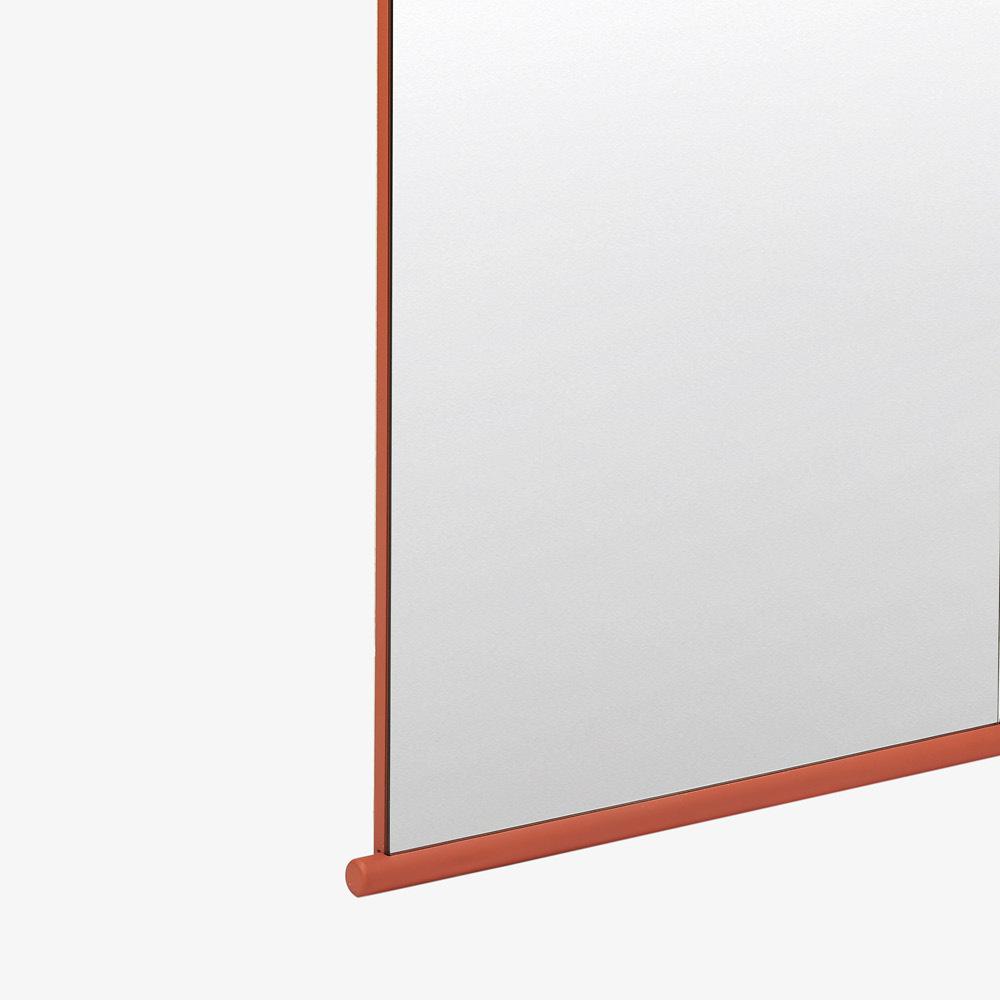 5mm厚水银镜<br/>镜面平滑细腻