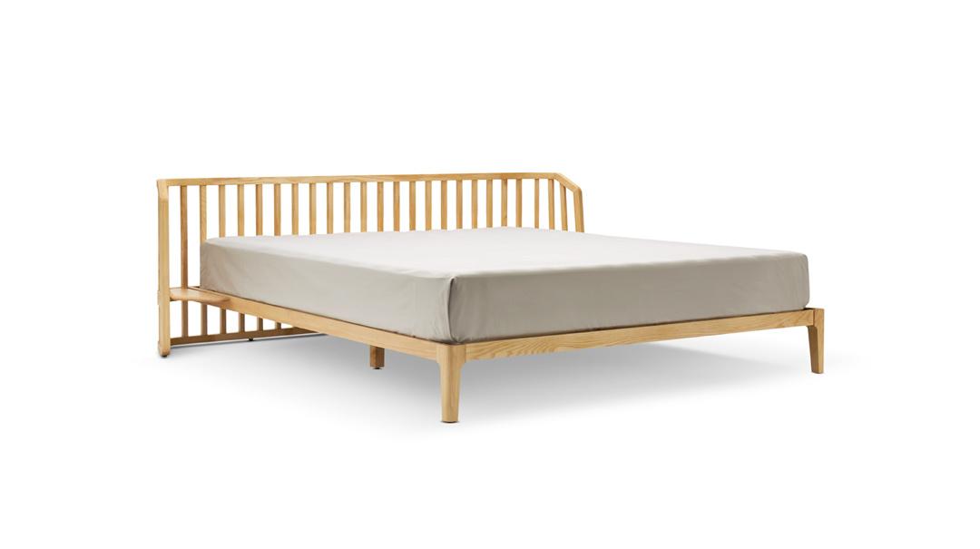 竖琴床®1.8米款床·床具