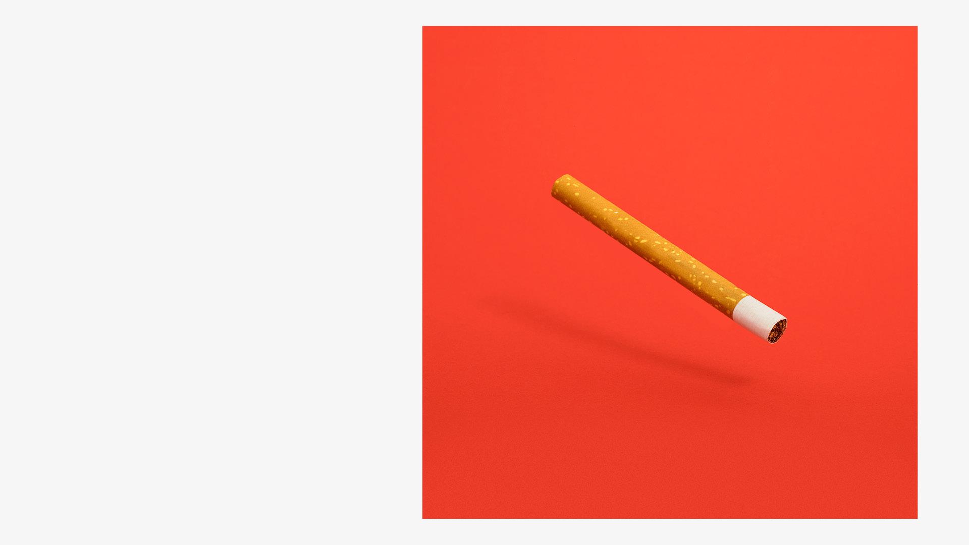 《香烟》<br/> 唯一尺寸限量1000版