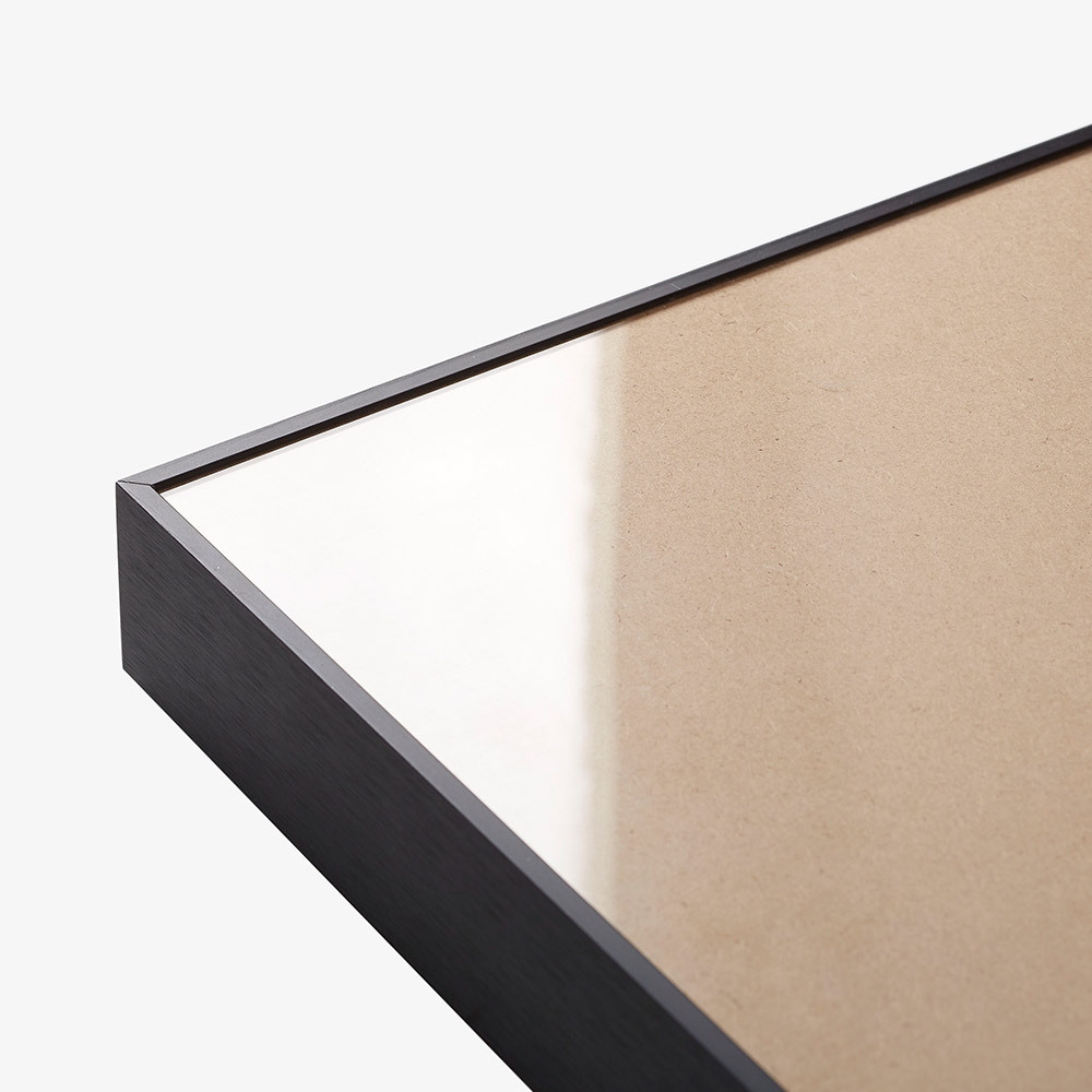 金属铝拉丝画框<br/>坚实耐腐