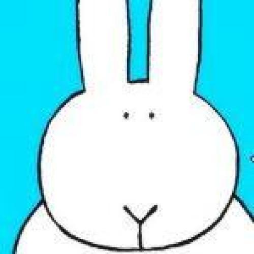 幸福的兔子