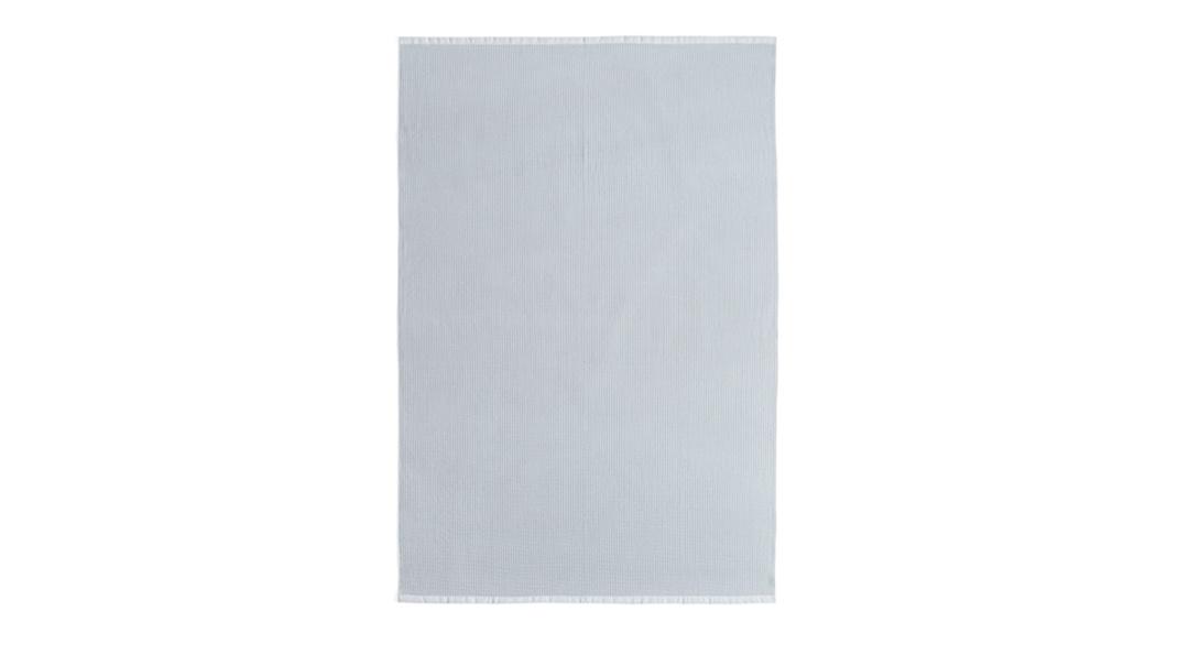 棉花糖立体色织纱布毛巾被双人毯家纺