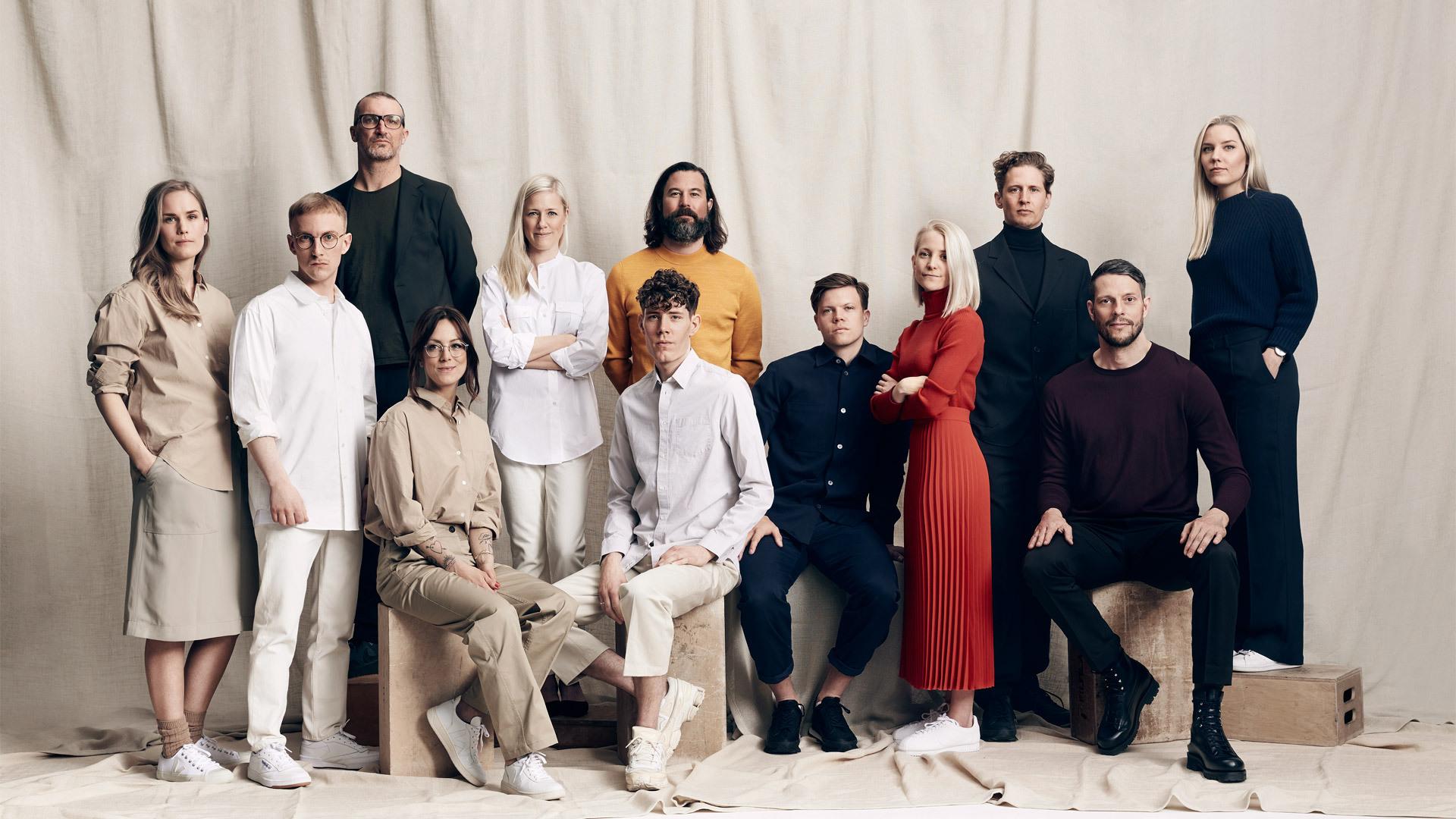 瑞典著名多学科设计团体<br/>以功能和美学标记生活