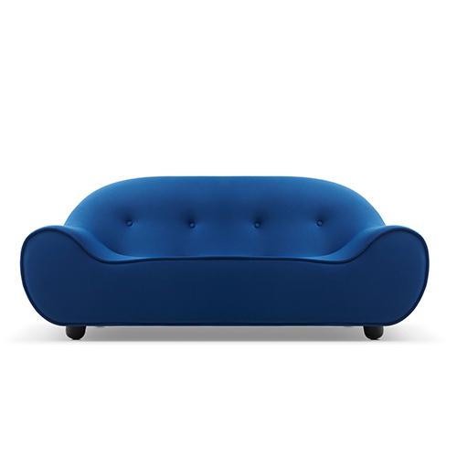 達達沙發雙人座沙發效果圖