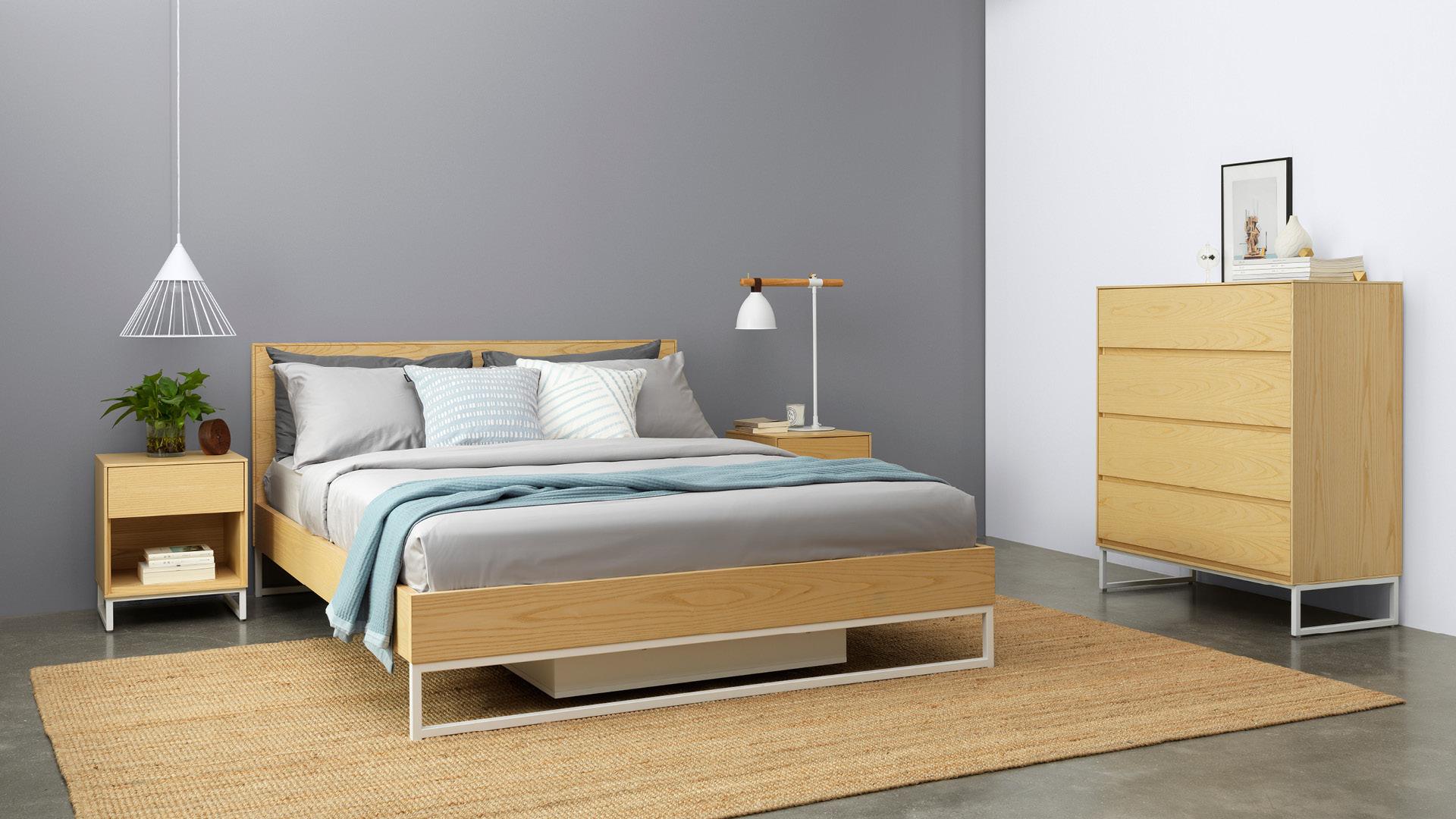 畫板床  | Z-background Bed