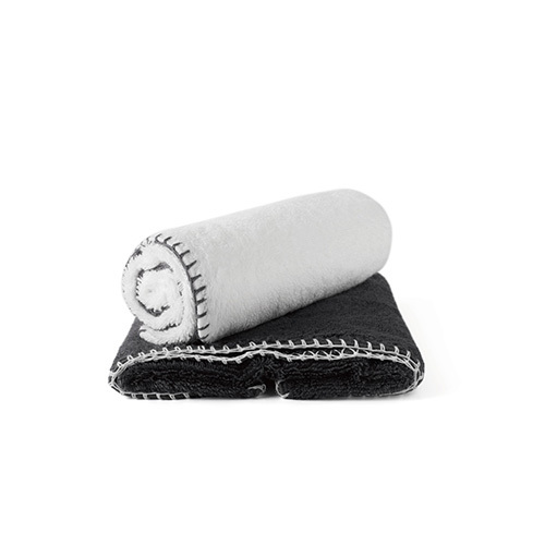 Couple埃及长绒棉毛巾组面巾家纺效果图