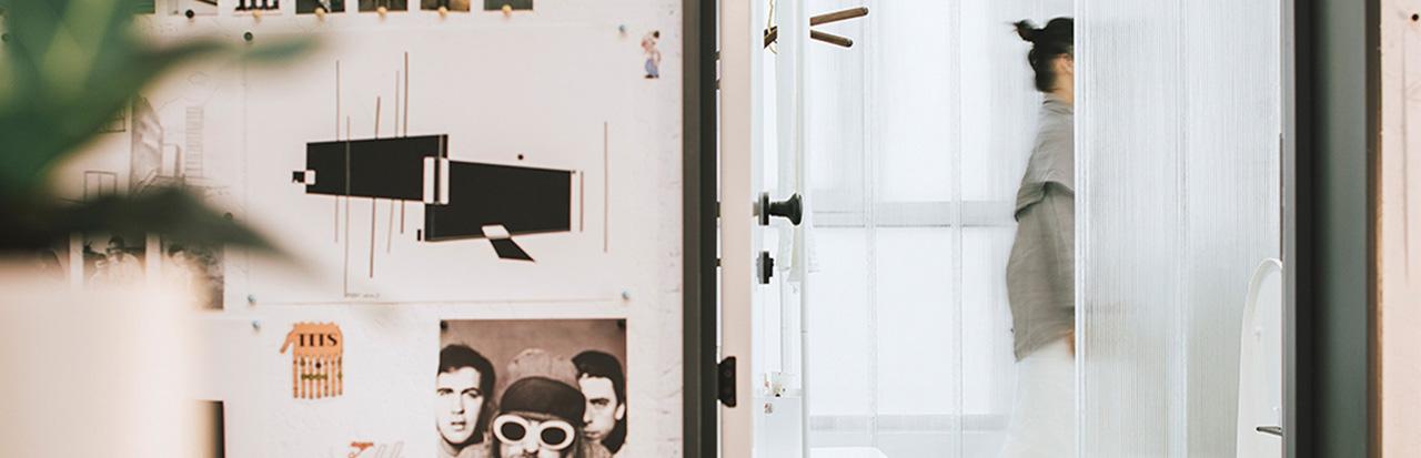 生活家Vol.3 | 设计师为父母打造素色极简新家