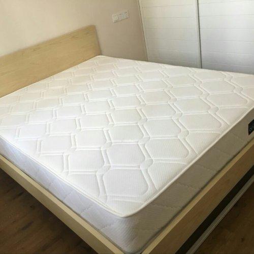 蔡盘进_画板床1.5米款木本色怎么样_2