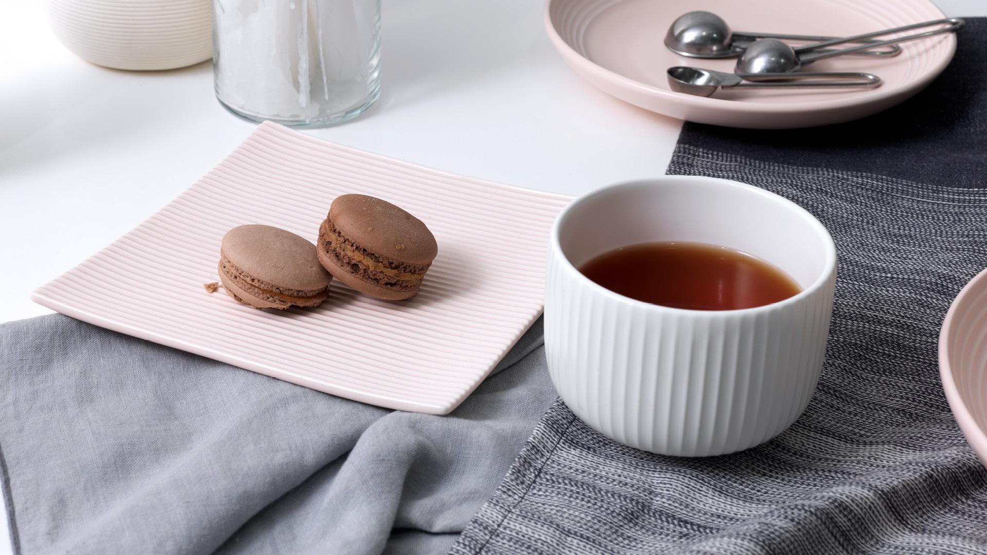 一茶一食,细品雅致午后时光