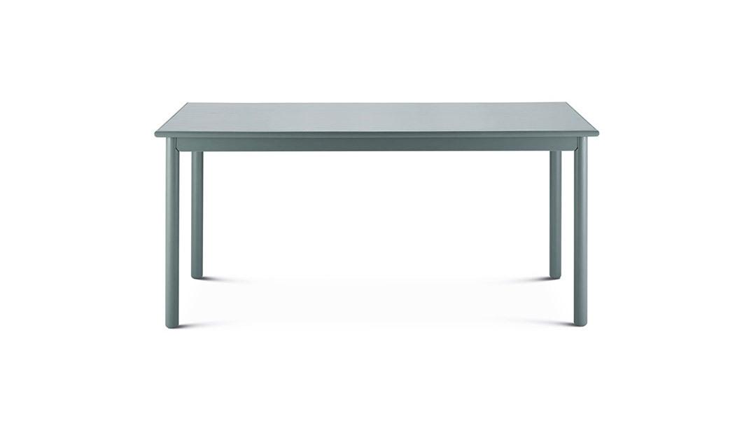 美术馆餐桌 1.6米桌几