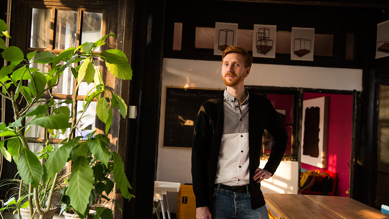 造作设计师|瑞典|Max Gerthel
