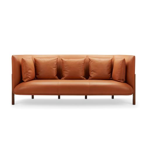 COFA L精致版三人座沙发效果图