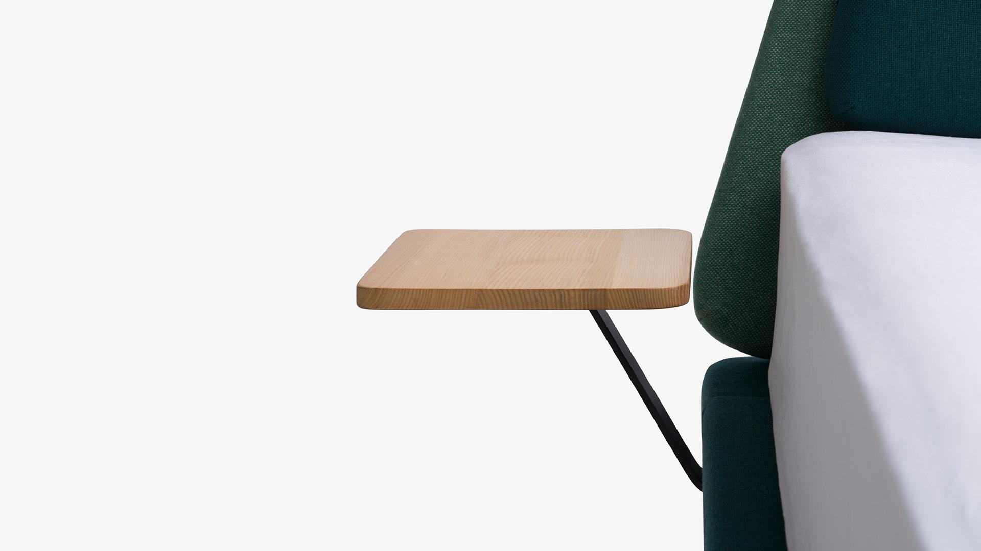 甲板灵感<br/>打造轻巧实木边桌
