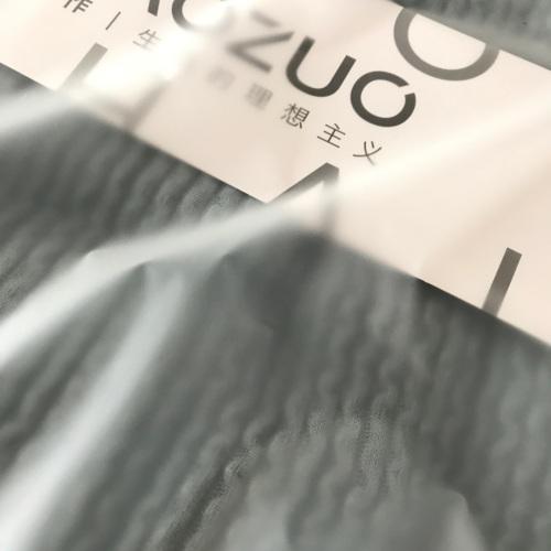 Leon_棉花糖立体色织纱布毛巾被单人毯怎么样_1